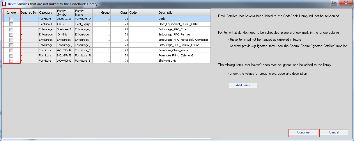 2 Add Items If These Have Been Missed And Do Need To Be Reported On Its Now Possible The Fly CodeBook Library