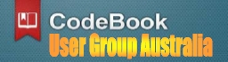 CodeBook user group Australia - logo